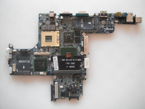 Dell Latitude D620 discrete motherboard assembly-R894J