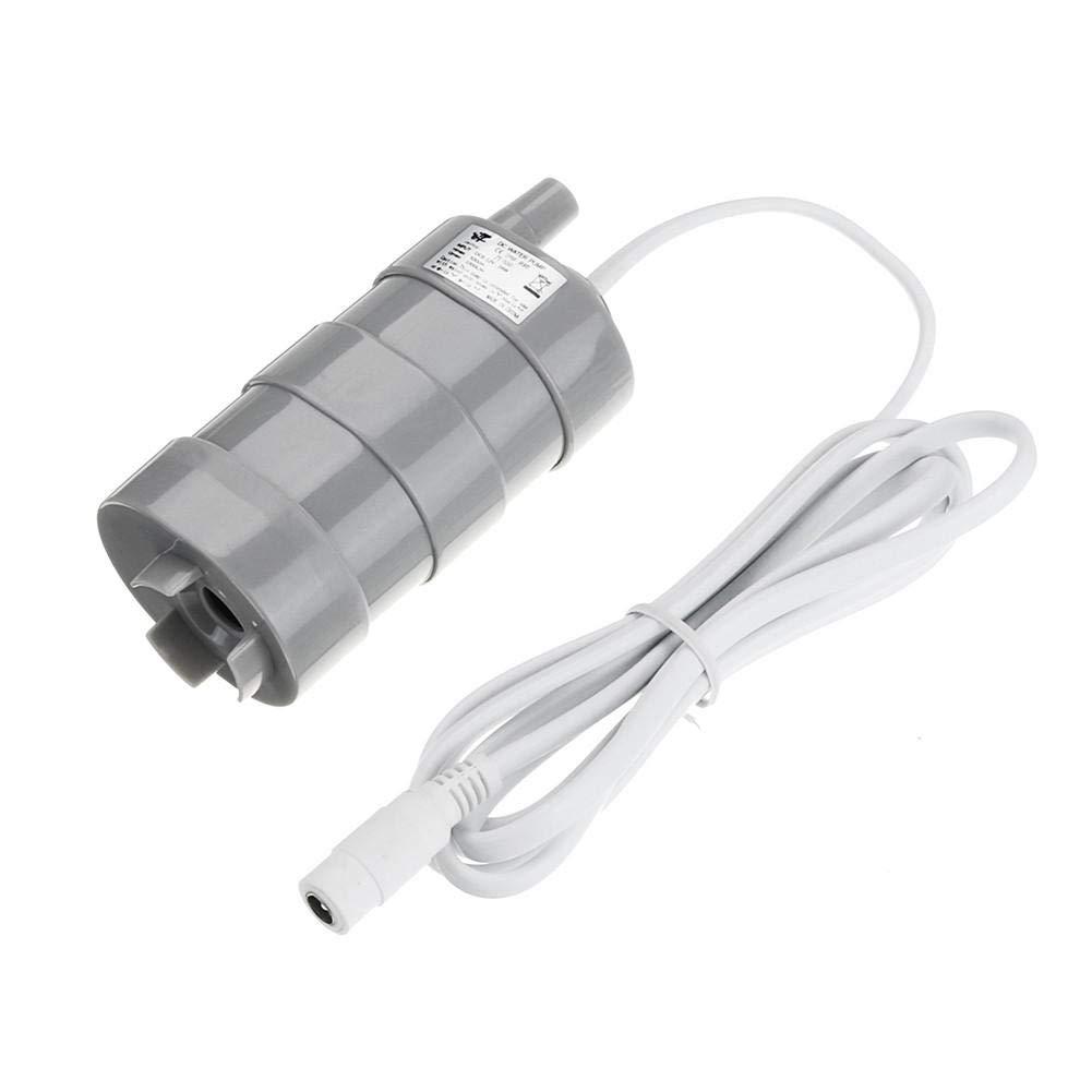 H Gleichstrom Tauchpumpen Batteriepumpe Bootspumpenpumpenpumpe 12V Hochauftrieb und 1000L