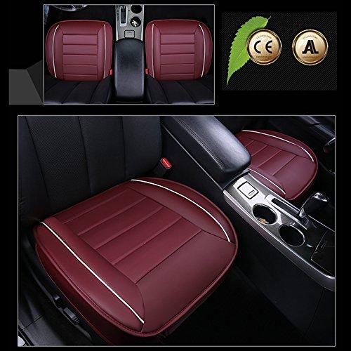 HCMAX Luxus Weich Autositz/überzug Kissen Pad Matte Schutz f/ür Autozubeh/ör f/ür Limousine Flie/ßheck SUV 2 1 Vordersitzbez/üge und R/ücksitzbez/üge