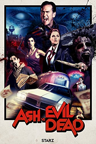 Ash vs the Evil Dead Poster Season 2  24x36