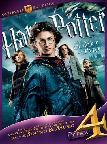 Harry Potter and the Goblet of Fire (Ultimate Edition) by Harry Potter