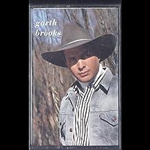 Garth Brooks: Self Titled Cassette VG++ Canada Capitol C4 90897