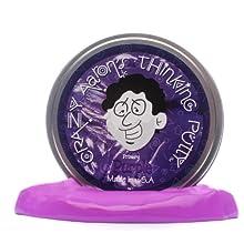 Crazy Aaron's Purple Thinking Putty