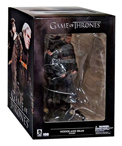Dark Horse Deluxe Game of Thrones: Hodor & Bran Figure