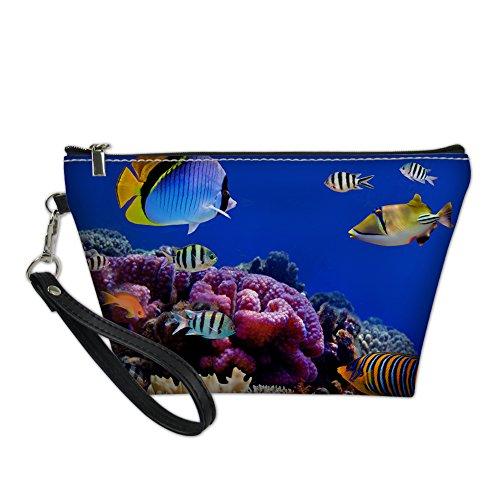 Donna Fish4 Abbracci S Blu Bag Fish5 Tote Idea In Tropicale xYwUaCq