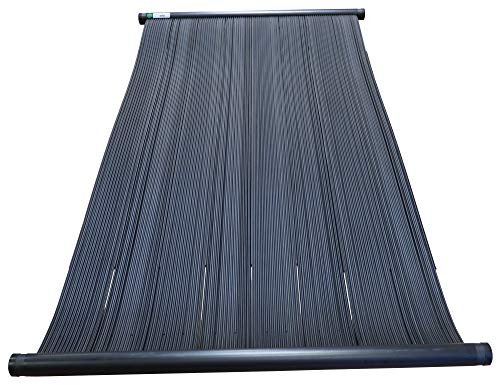 Highest Performing Design - Universal Solar Pool Heater Panel Replacement (4' X 10' / 2