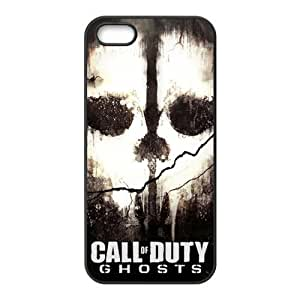 Call of Duty skull Cell Phone Case for Iphone 5s