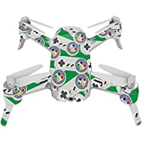 Skin For Yuneec Breeze 4K Drone – Retro Controllers 1 | MightySkins Protective, Durable, and Unique Vinyl Decal wrap cover | Easy To Apply, Remove, and Change Styles | Made in the USA