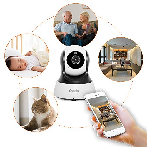 Ouvis-V3-Pro-Wireless-Security-Camera-720P-WiFi-IP-Camera-Home-Surveillance-Camera-Pan-Tilt-with-Two-Way-Audio-Night-Vision-Motion-Detection-Baby-Pet-Video-Monitor-Nanny-Cam-Ouvis-iOS-Android-APP