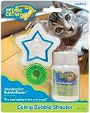 Cosmic Catnip 1050012100 Shooting Star Bubble Blaster Catnip Toy