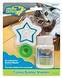 Catnip Shooting Star Bubble Blaster Cat Toy, My Pet Supplies