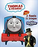THOMAS The Tank & FRIENDS - Classic ViewMaster 3 Reel Set for Classic ViewFinder Viewers