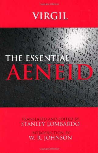 By Virgil - Essential Aeneid (3/16/06) ebook