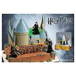 Harry Potter Castle Cake Decorating Kit