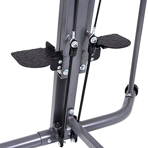 Body Champ Leisa Hart Cardio Vertical Stepper Climber / Includes Assembly Video, Meal Plan Guide, Workout Video access BCR890 by Body Champ (Image #11)