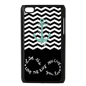 Love the Life You Live Live the Life You Love Infinity Chevron Anchor Protective Hard PC Printed Cover Case for Diy For SamSung Note 3 Case Cover