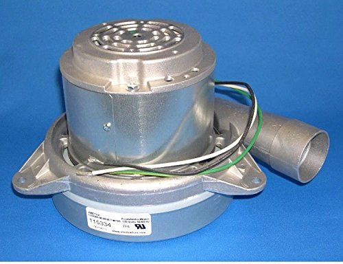 SEL#/_vintagecoinsourcecorp GEGA1456797042 Vacuflo Beam MD Nutone . Ametek Lamb 115334 2-Stage 7.2`` central vacuum motor