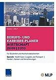 Gabler | MLP Berufs- und Karriere-Planer Wirtschaft 2009 | 2010: Für Studenten und Hochschulabsolventen (MLP Wirtschaft Karriereplaner) (German Edition)