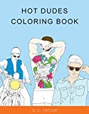 img - for Hot Dudes Coloring Book book / textbook / text book