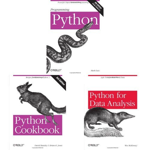 Advanced Python Programming Bundle by imusti
