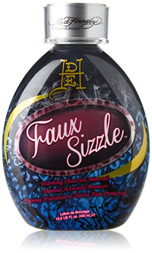 Ed Hardy FAUX SIZZLE Tanning Lotion - 13.5 oz.