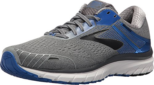 Brooks Adrenaline GTS 18 Grey/Blue/Black 12.5