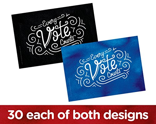 Every Vote Counts Postcards. Perfect for Writing to Your Representatives or Get Out the Vote Campaigns like Postcards to Voters by Mary Likes Postcards