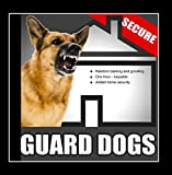 Guard Dogs - Random Barking and Growling Dog Sounds for Added Home Security When the House Is Empty