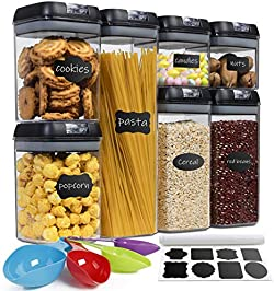 related image of Airtight Food Storage Containers Kitchen-Cereal-Organizationbr