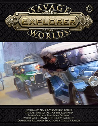 Savage Worlds Explorer #2 (S2P12001)