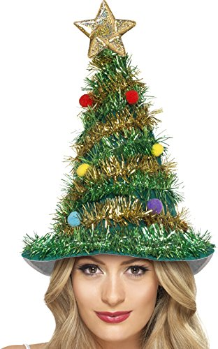 Christmas Tree Hat Costume (Costume Christmas Tree)