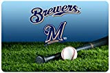 GameWear Milwaukee Brewers Baseball Pet Bowl