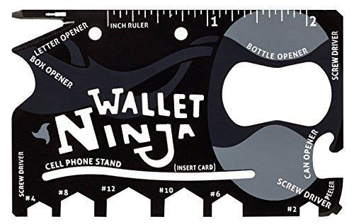 Wallet Ninja18in 1Multi Werkzeug