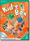 Kid's Box Level 3 Activity Book with CD-ROM, Caroline Nixon and Michael Tomlinson, 0521131936