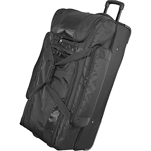 netpack-36-deluxe-siera-wheeled-duffel-black