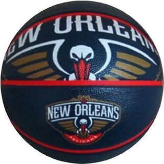 Spalding NBA Courtside extérieur Basket-Ball New Orleans 73785A