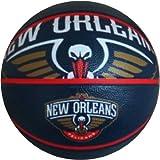 Spalding NBA New Orleans Pelicans Team Logo Basket Ball, 29.5