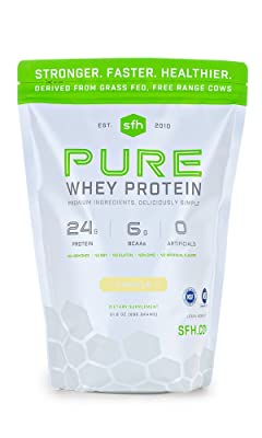 Pure Whey Protein Powder from SFH