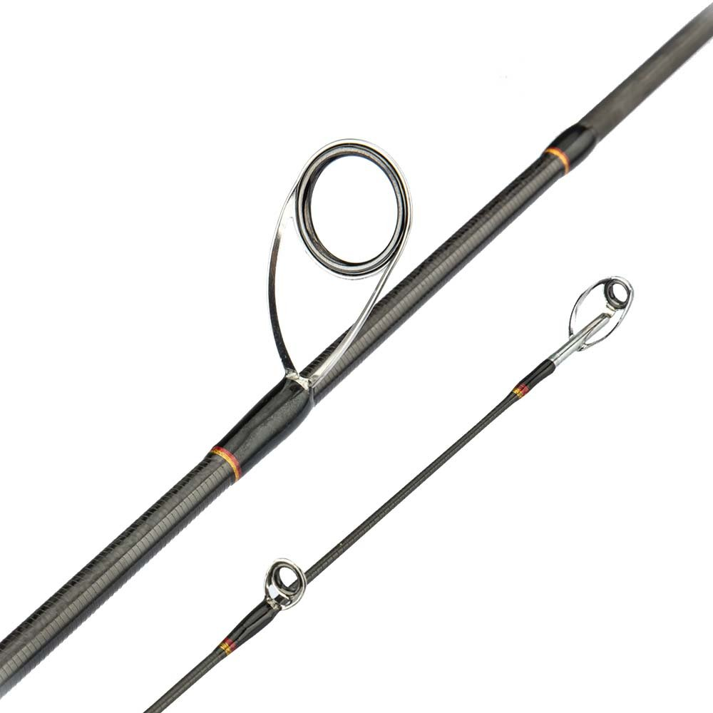 noeby graphite lightweight spinning fishing rod japanese