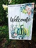 Welcome Fall Garden Flag Home Decor
