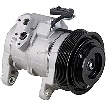 AC Compressor & A/C Clutch For Dodge Ram Durango 5.7L Hemi - BuyAutoParts 60-01722NA NEW