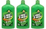 Lime-A-Way Lime Calcium Rust Cleaner, 28 oz (Pack of 3)