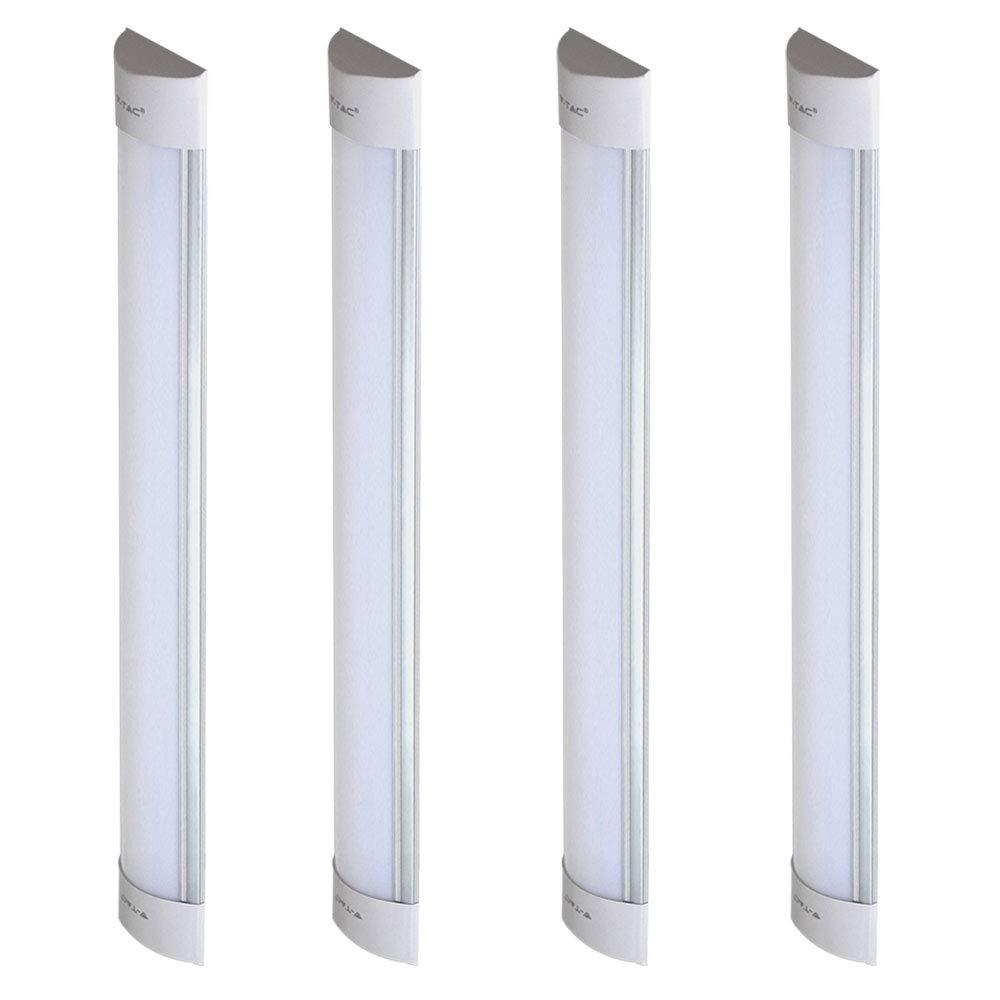 4er Set LED Decken Lampen Unterbau Schlaf Gäste Zimmer SAMSUNG CHIP Leuchten