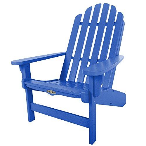 Original Pawleys Island DWAC1BLU Durawood Essentials Adirondack Chair, Blue