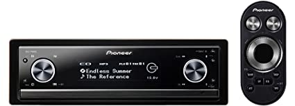 Bilenkin's Classic 99 / Vintage Style car Radio - a Retro Conversion of The  in-Dash CD/MP3 Car Stereo Receiver of Reference Series (DSP, 24-bit DAC,