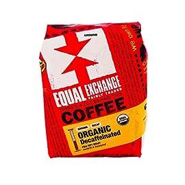 Equal Exchange Organic Drip Coffee - Decaf - Case of 6 - 12 oz. 4 Equal Exchange Organic Drip Coffee - Decaf - Case of 6 - 12 oz. Food and Beverage Coffee