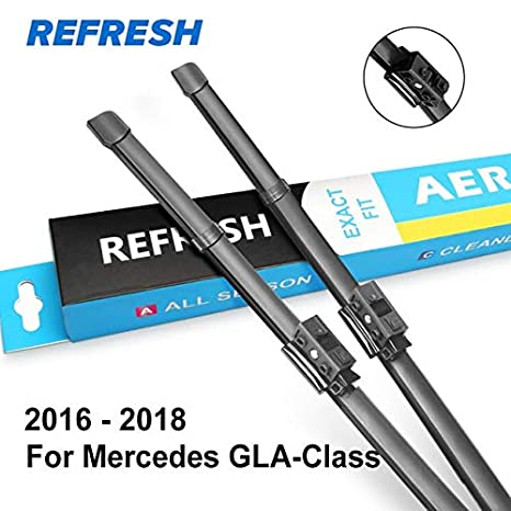 Amazon com: Wipers OCS Wiper Blades for Mercedes Benz GLA