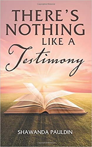 Book There's Nothing Like a Testimony