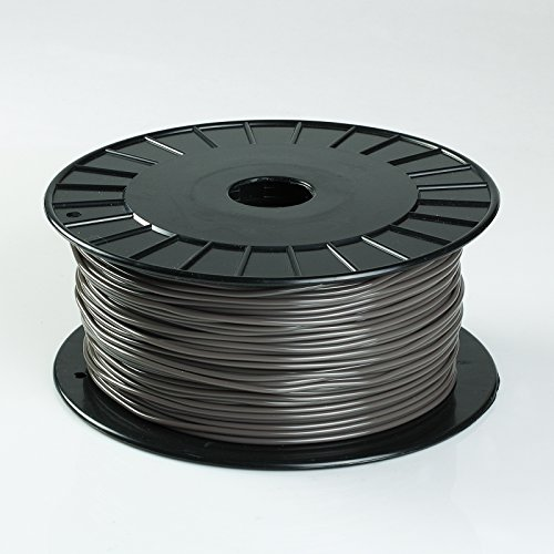 18 GA Single Conductor Stranded Remote Wire 6 Rolls Primary Colors 12V 500'FT (GRAY) 18 Gauge Stranded Single Conductor