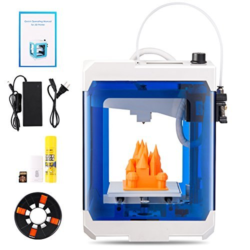Used, HopeWant Desktop 3D Printer Steam for Design Mini 3D for sale  Delivered anywhere in USA